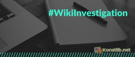 Онлайн-платформа WikiInvestigation