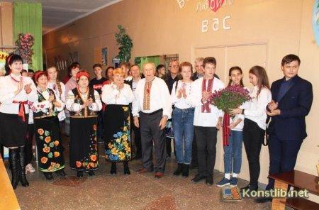 Літературний фестиваль «Кальміюс» у Костянтинівці