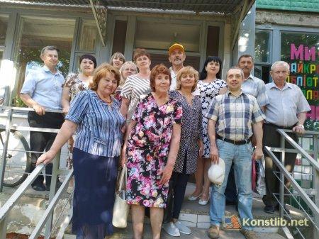 Літературне об'єднання «Дзеркало» знов зустрічає друзів