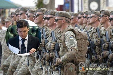 Зеленський підписав закон про військові звання за стандартами НАТО