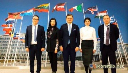 На засіданні Комісії Україна-НАТО у Брюсселі обговорили реформу СБУ