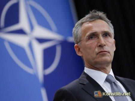 У НАТО вшанували пам'ять жертв 11 вересня в США