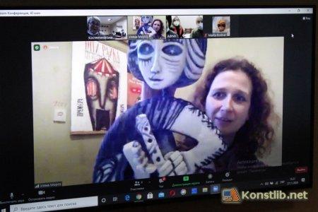 Онлайн-зустріч з творчою командою Львівського обласного академічного театру ляльок
