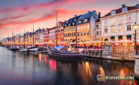 Цікавинки про Данію
