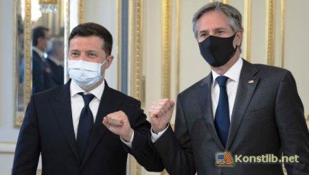 Пентагон запевнив Зеленського, що США продовжать підтримку України на тлі агресії РФ